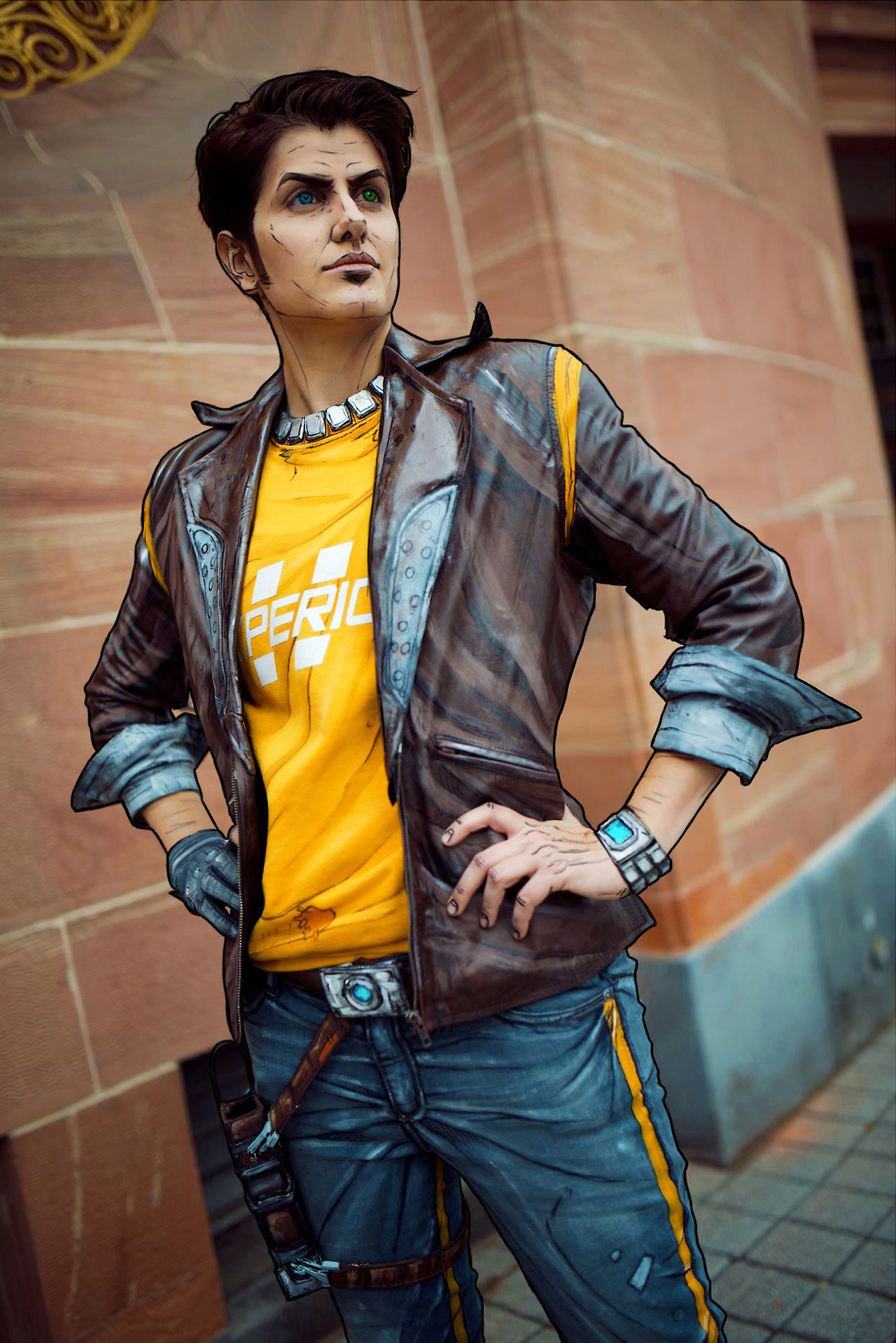 Handsome Jack Cosplay Know Your Meme