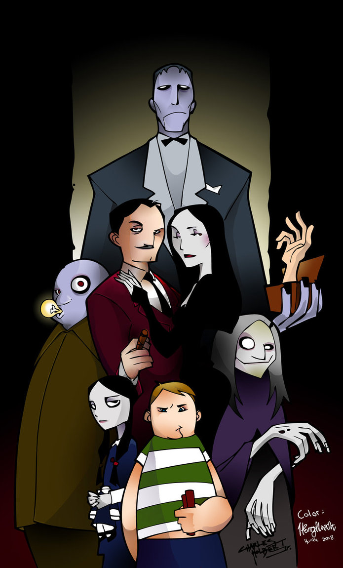 Image 851103 The Addams Family Know Your Meme