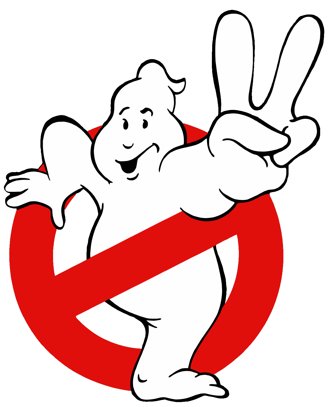 New ghostbusters ii white facial expression mammal vertebrate black and white hand finger fictional character emotion
