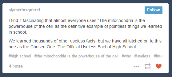Image 859978 Mitochondria Is The Powerhouse Of The Cell Know Your Meme