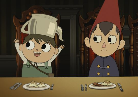 Over The Garden Wall Episode 5 Scene Know Your Meme