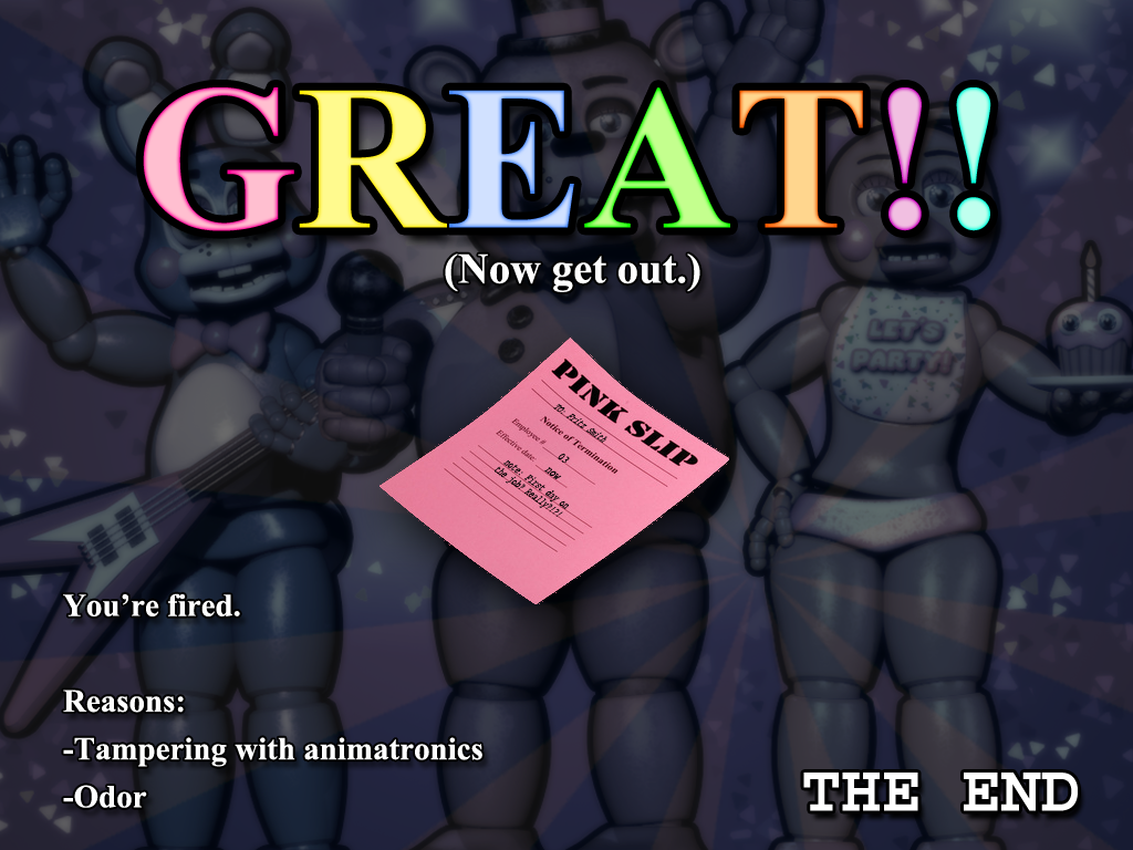 Image - 863766] | Five Nights at Freddy's | Know Your Meme