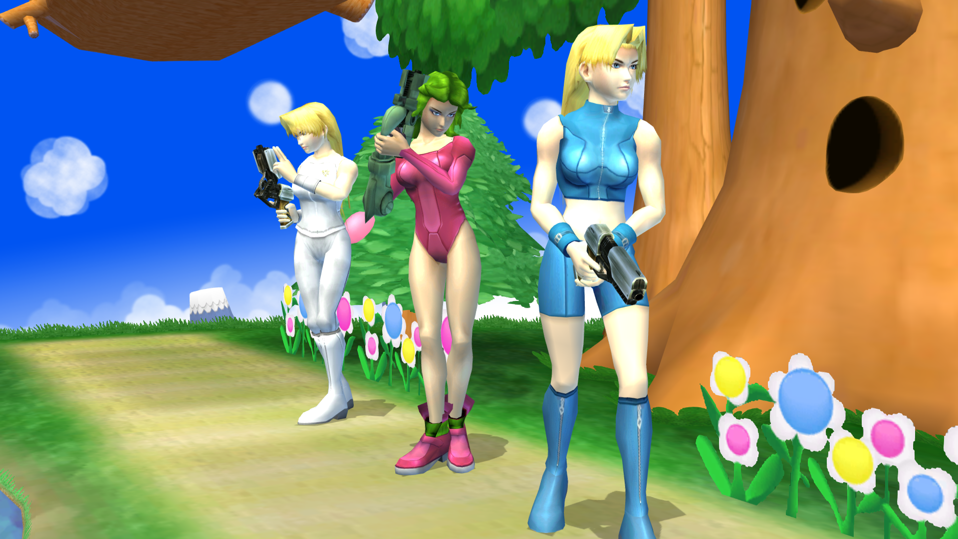 New Zero Suit Samus Costumes In Pm 3 5 Project M Know
