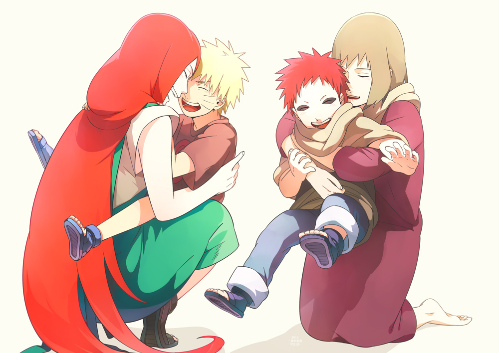 Naruto Gaara Fanart Sante Blog
