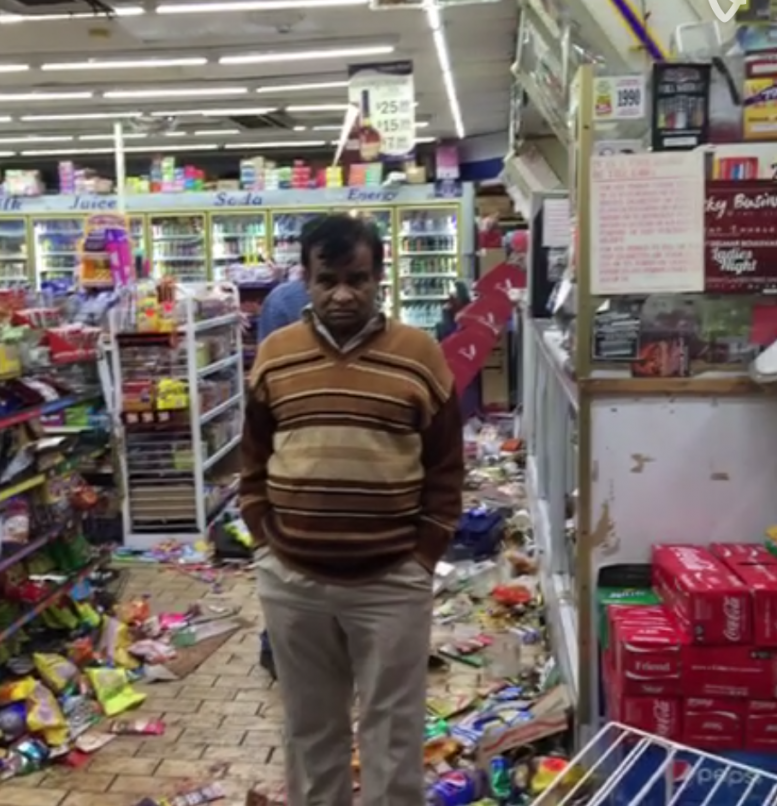 Store owner who was robbed by Micheal Brown had his store looted ...