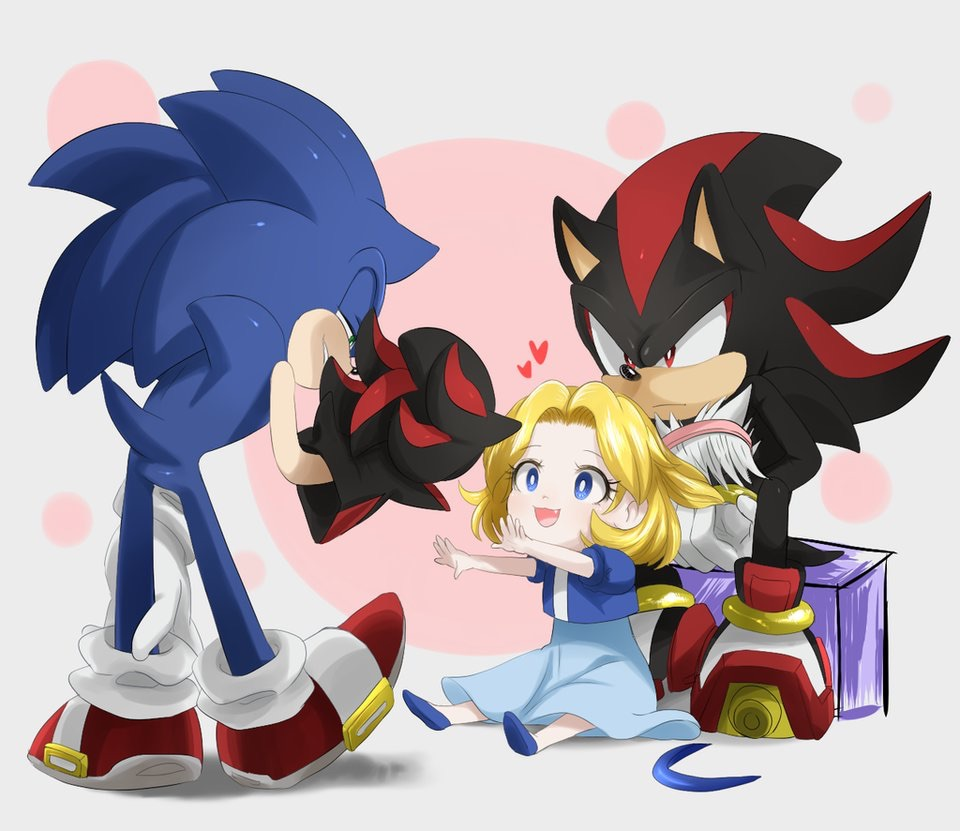 This Is Adorable Sonic The Hedgehog Know Your Meme