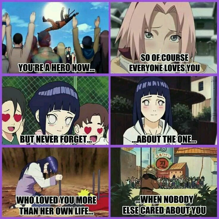 Another Reason They Ended Up Together | Naruto | Know Your Meme