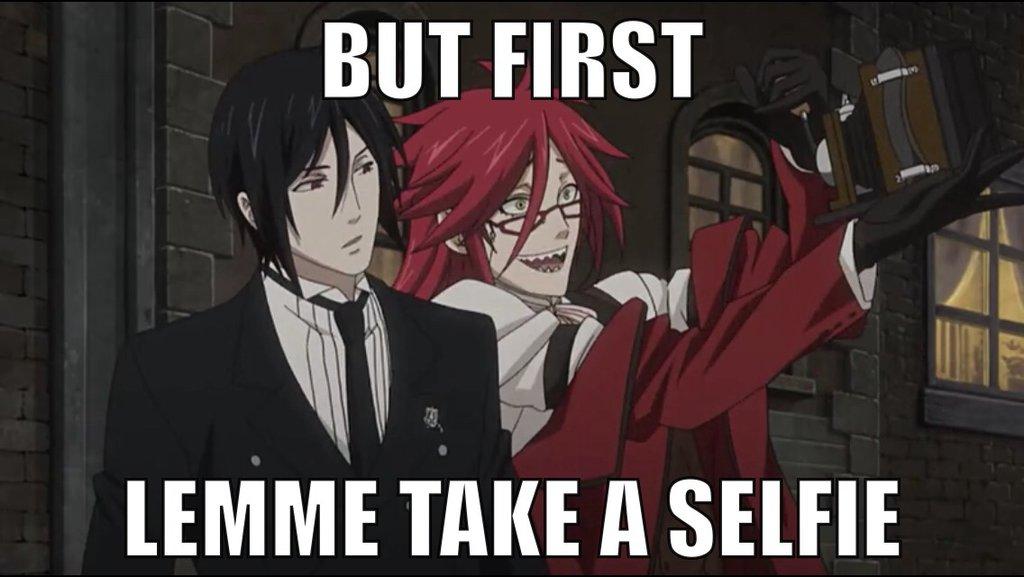 Image 873433 Kuroshitsuji Black Butler Know Your Meme