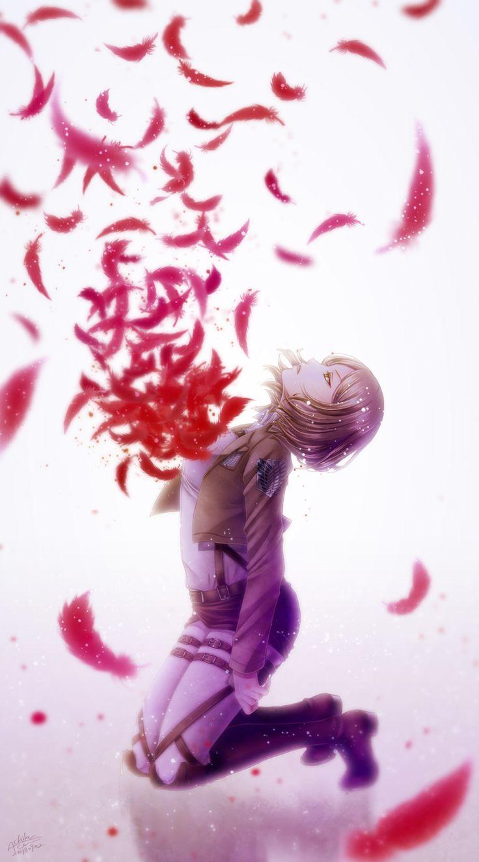 Petra Ral Attack On Titan Shingeki No Kyojin Know Your Meme
