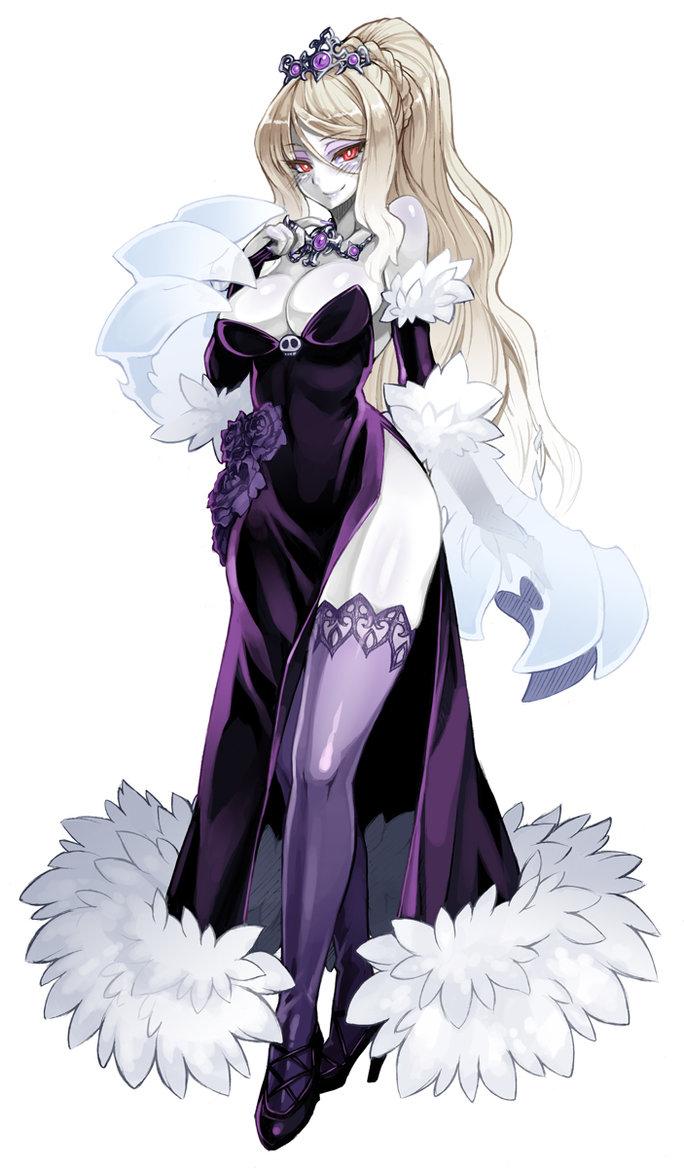 Human hair color purple anime fictional character violet mangaka