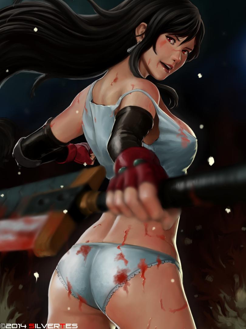 Final Fantasy X Sexy tifa sexy bloodsilvertes | final fantasy vii | know your
