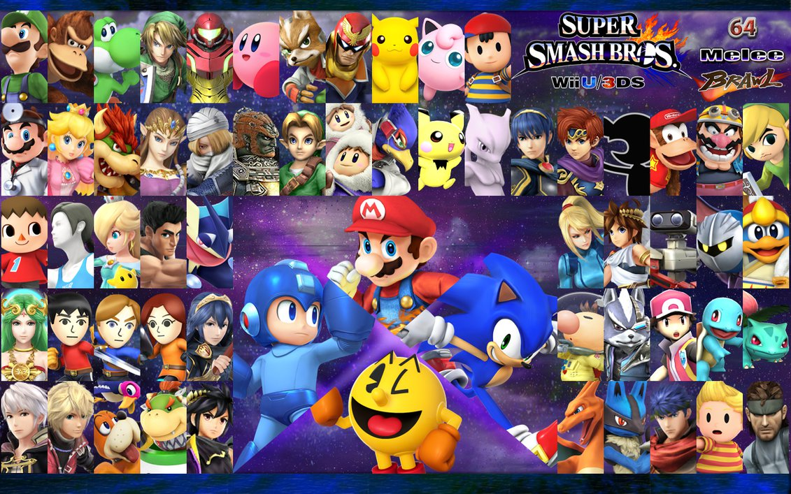 SUPER Win Super Smash Bros For Nintendo 3DS And Wii U