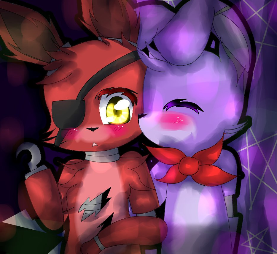 Five Nights At Freddy's Bonnie Animated image - 884160] | five nights at freddy's | know your meme