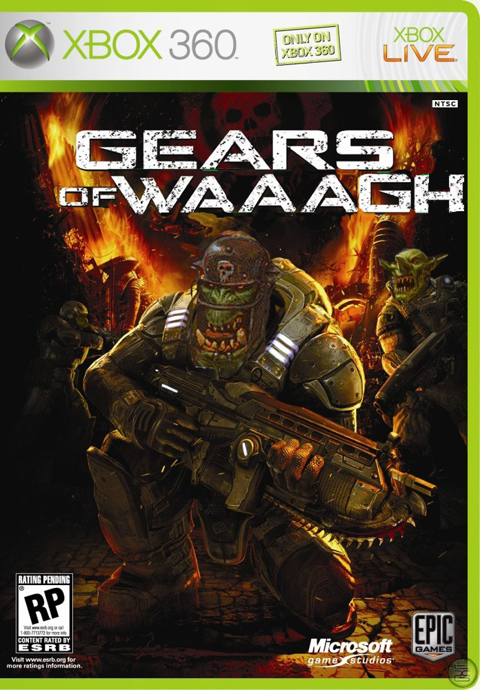 Gears Of Waaagh Warhammer 40 000 Know Your Meme