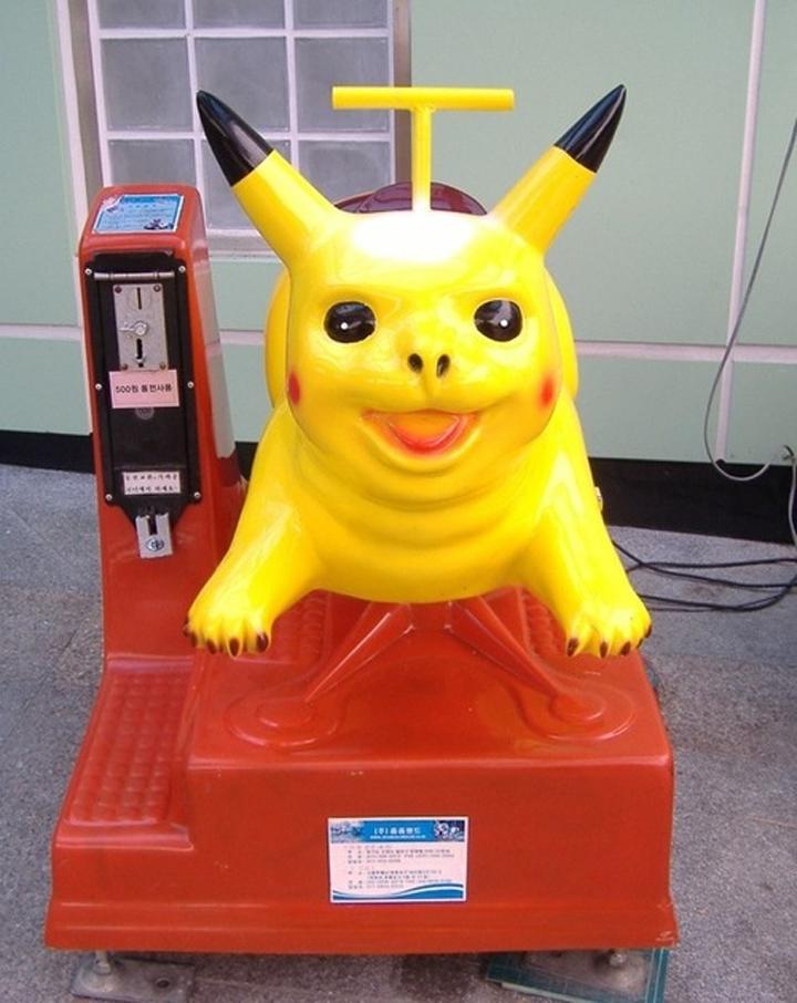 Resultado de imagen de pikachú bootleg