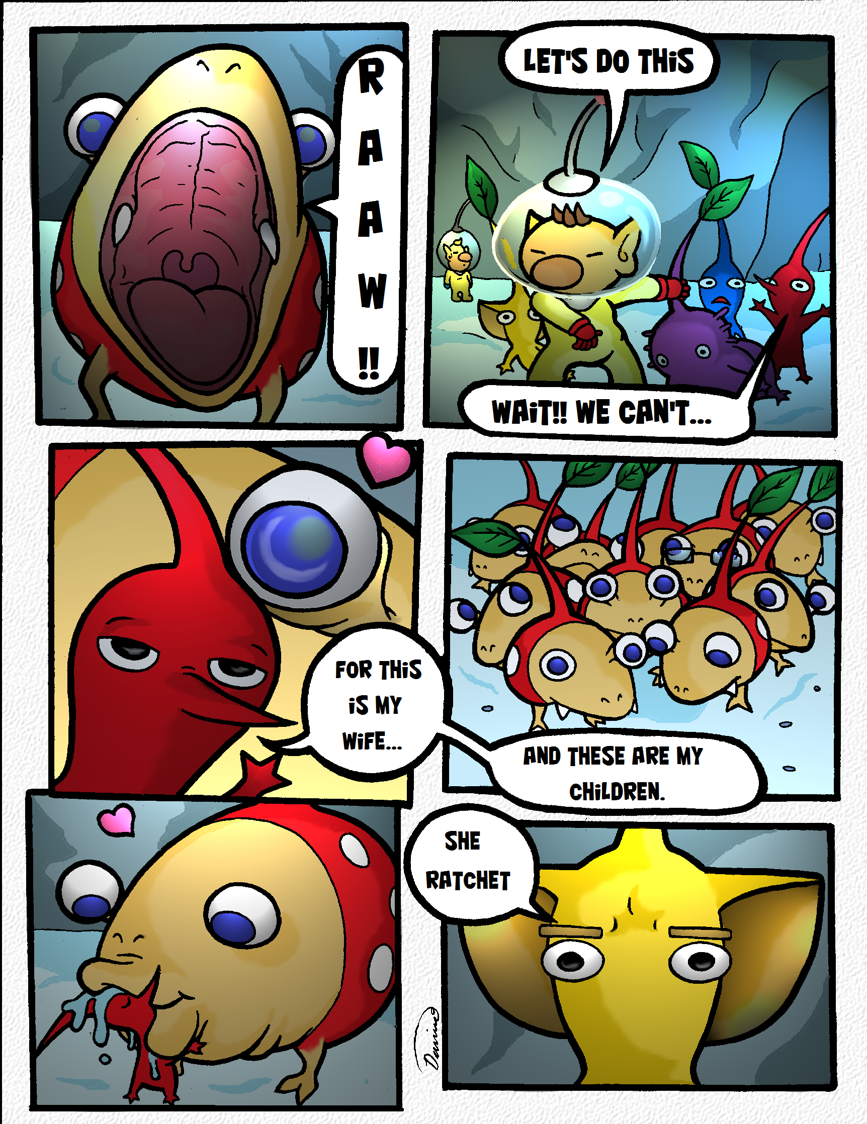 Image 894381 Pikmin Know Your Meme