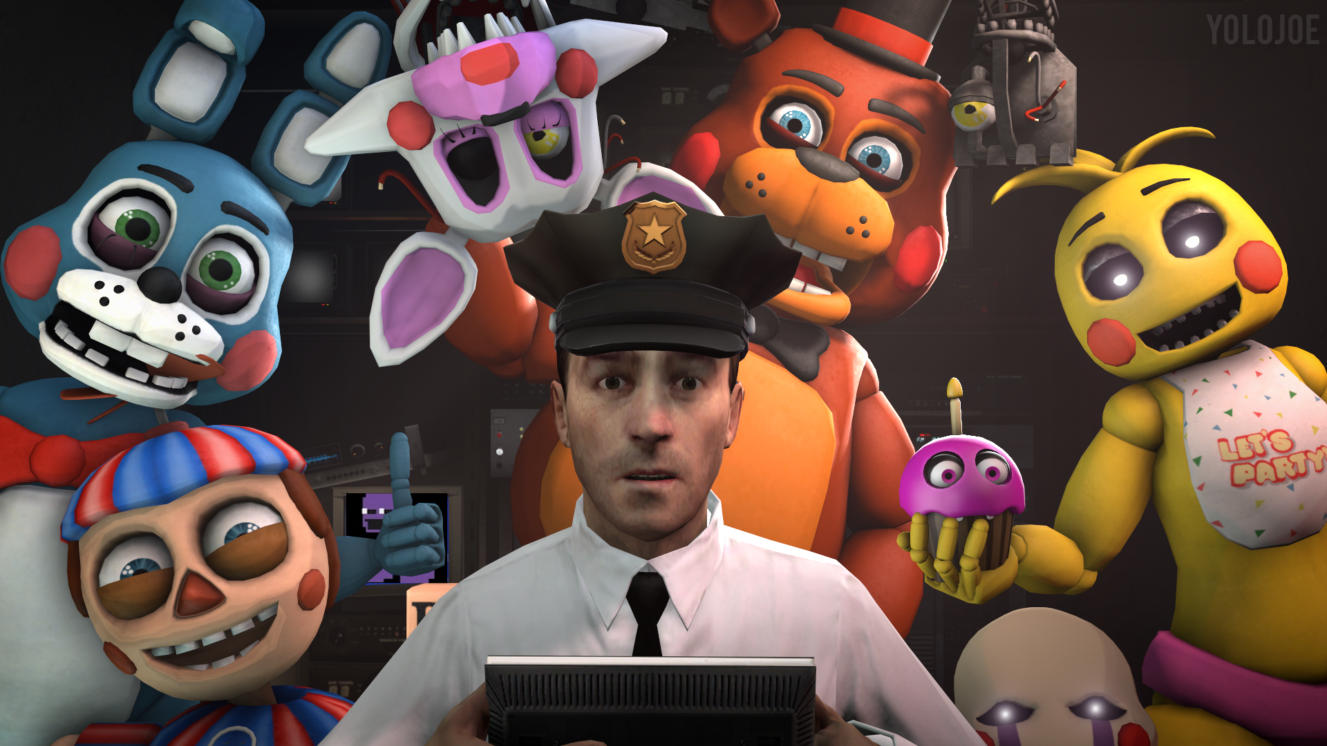 Why did I choose this job? | Five Nights at Freddy's | Know Your Meme