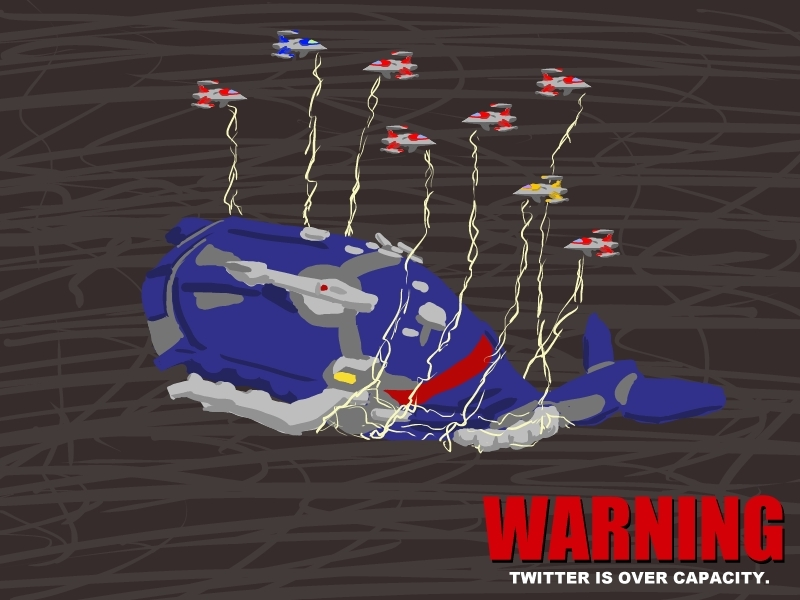 ほげー Fail Whale Know Your Meme