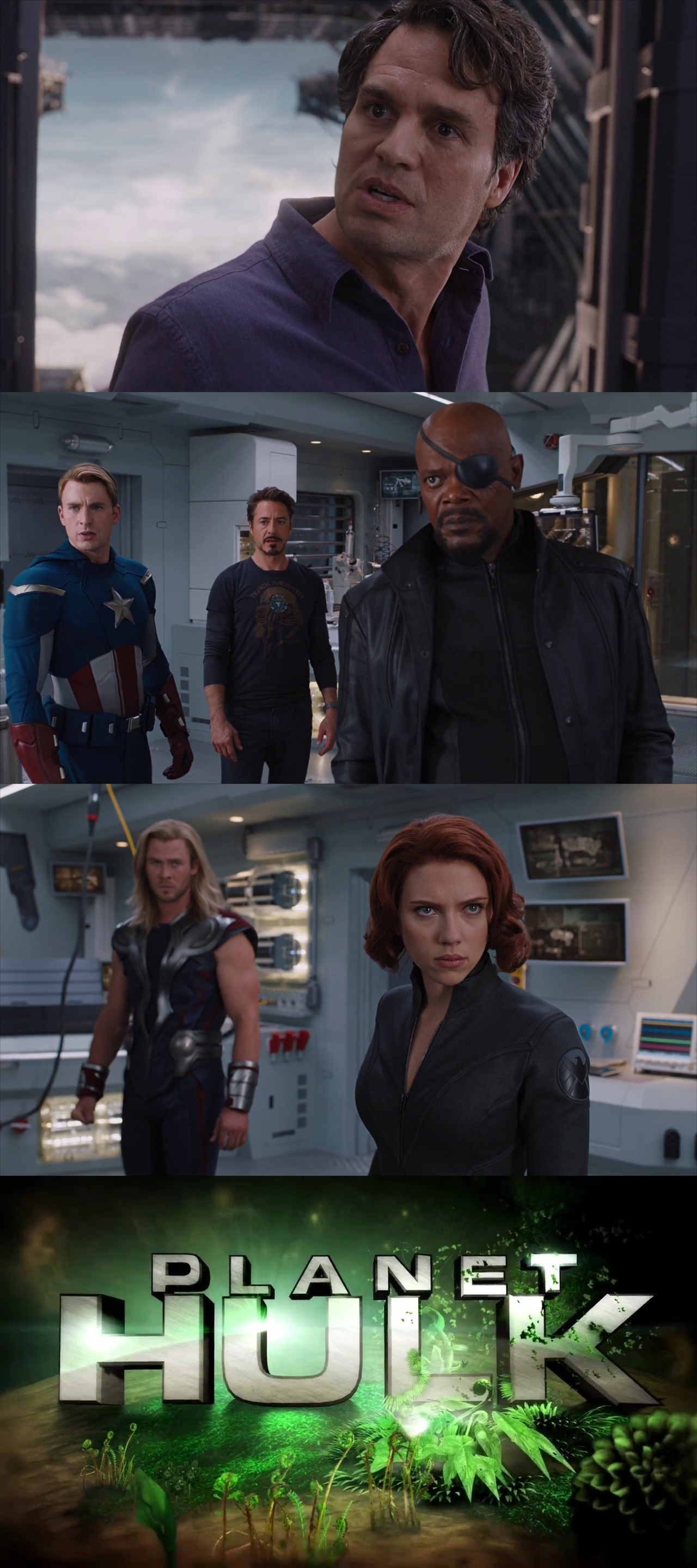 Planet Hulk Template Captain America Civil War 4 Pane