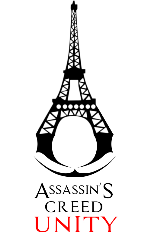 Assassins Creed Unity Fan Made Logo Light Assassin S Creed