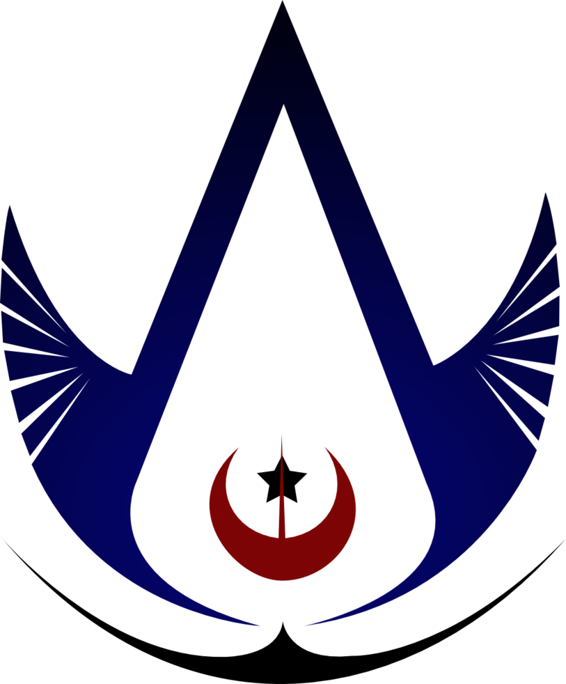 Lunar Creed Logo By Datbrass Assassin S Creed Logo Know Your Meme