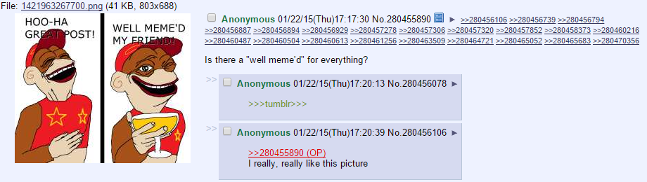4chan | Well Meme'd | Know Your Meme