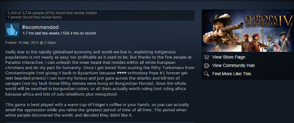 europa universalis iv steam user reviews know your meme