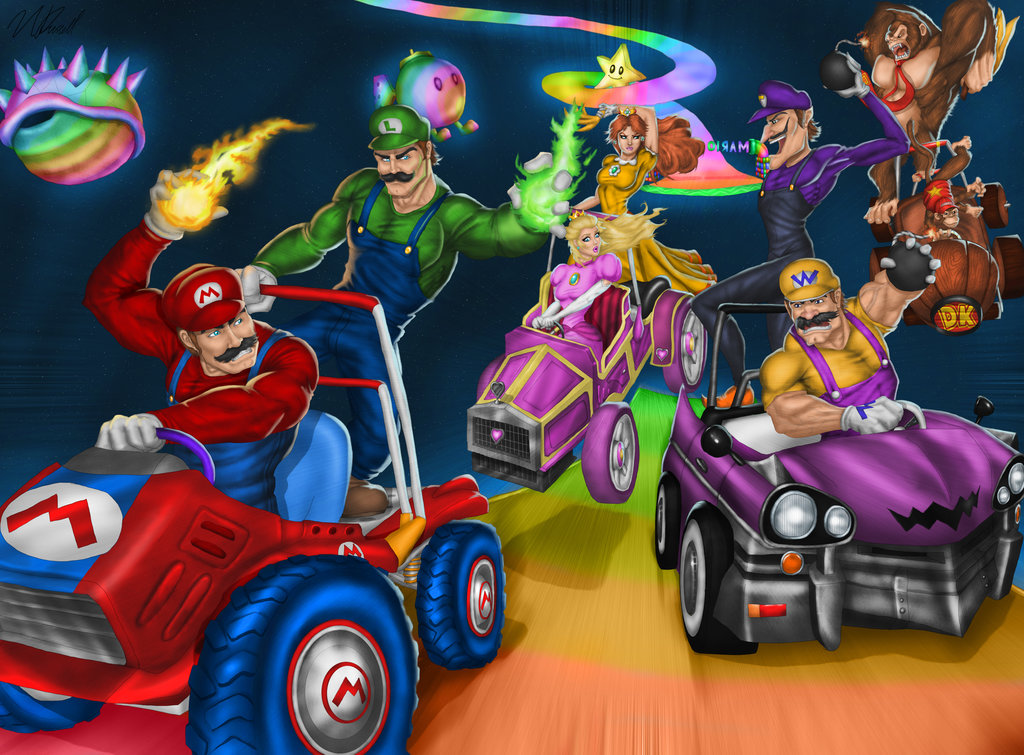 Image 907333 Mario Kart Know Your Meme