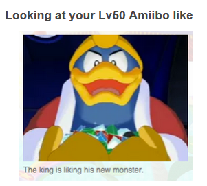 It S Clobbering Time Amiibo Know Your Meme
