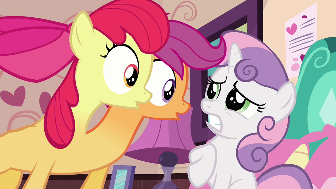 We Saved The Middle Just For You By Danieltepeskraus My Little Pony Friendship Is Magic Know Your Meme Use scared scootaloo and thousands of other assets to build an immersive game or experience. little pony friendship is magic