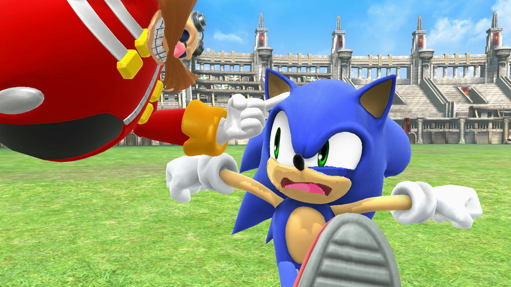 Eggman S Ultimate Weapon Wet Willy Sonic The Hedgehog