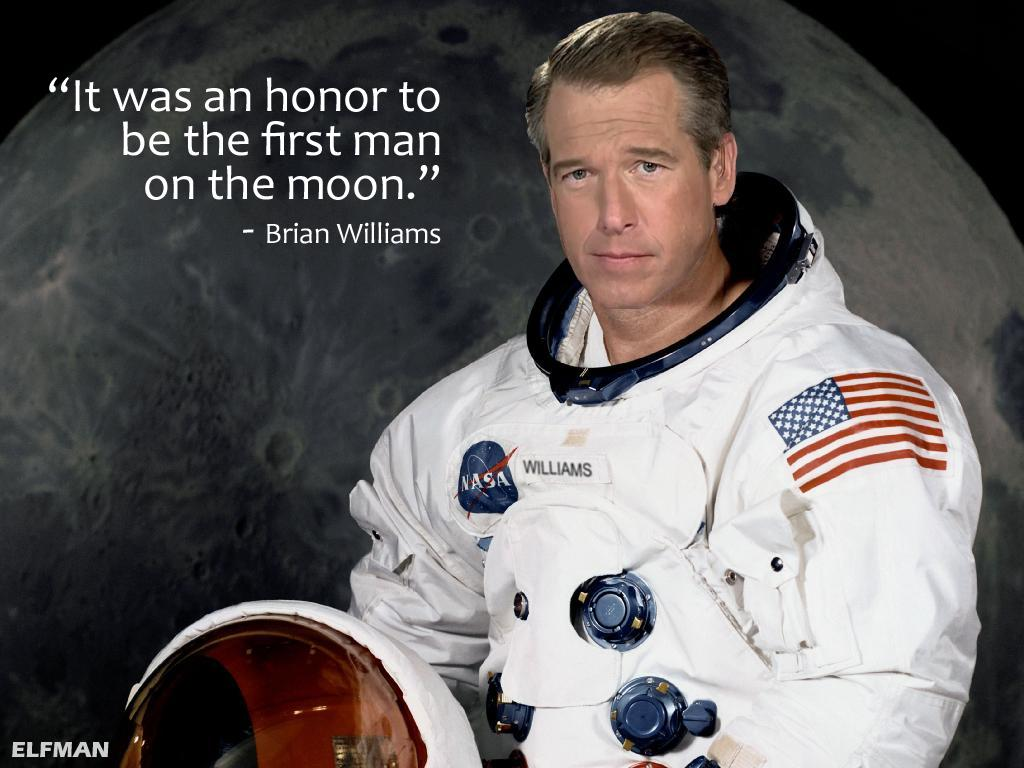 Image result for brian williams funny