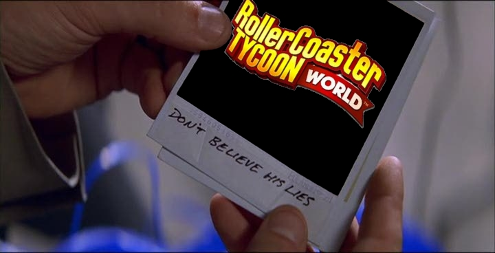 Don't Believe RollerCoaster Tycoon World's lies | Don't Believe His