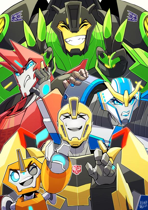 Rid 2015 Fanart By Nishiki Koha  Transformers  Know Your Meme-7901