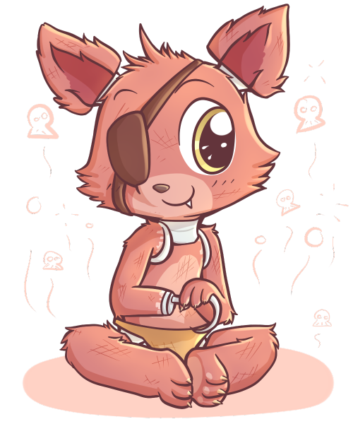 cute foxy five nights at freddy s know your meme