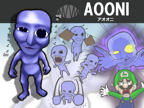 ao oni horror game