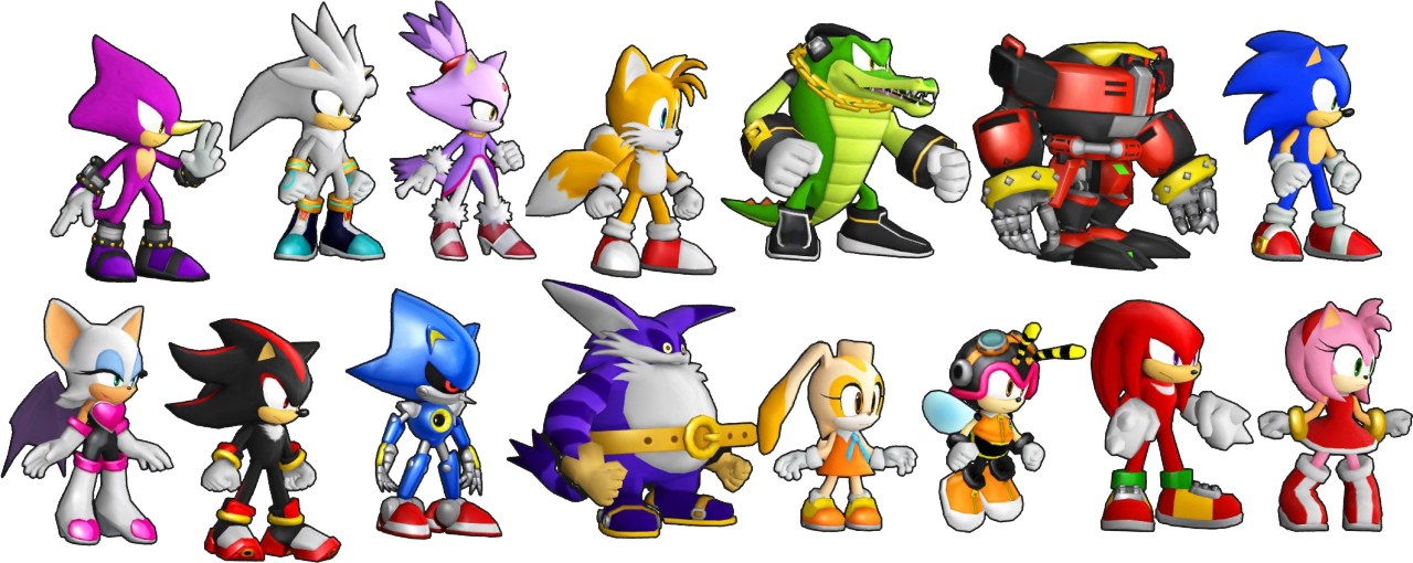 sonic runners characters sonic the hedgehog know your meme