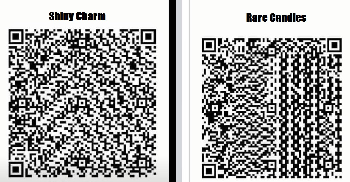 ultra sun and moon qr codes imgur
