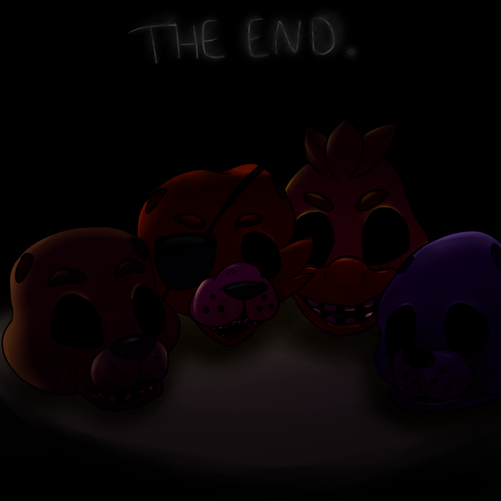 The End Of The Nightmare Five Nights At Freddy S Know Your Meme