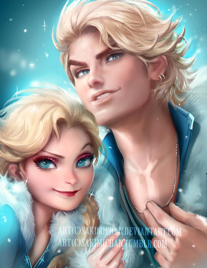 Elsas Frozen Know Your Meme