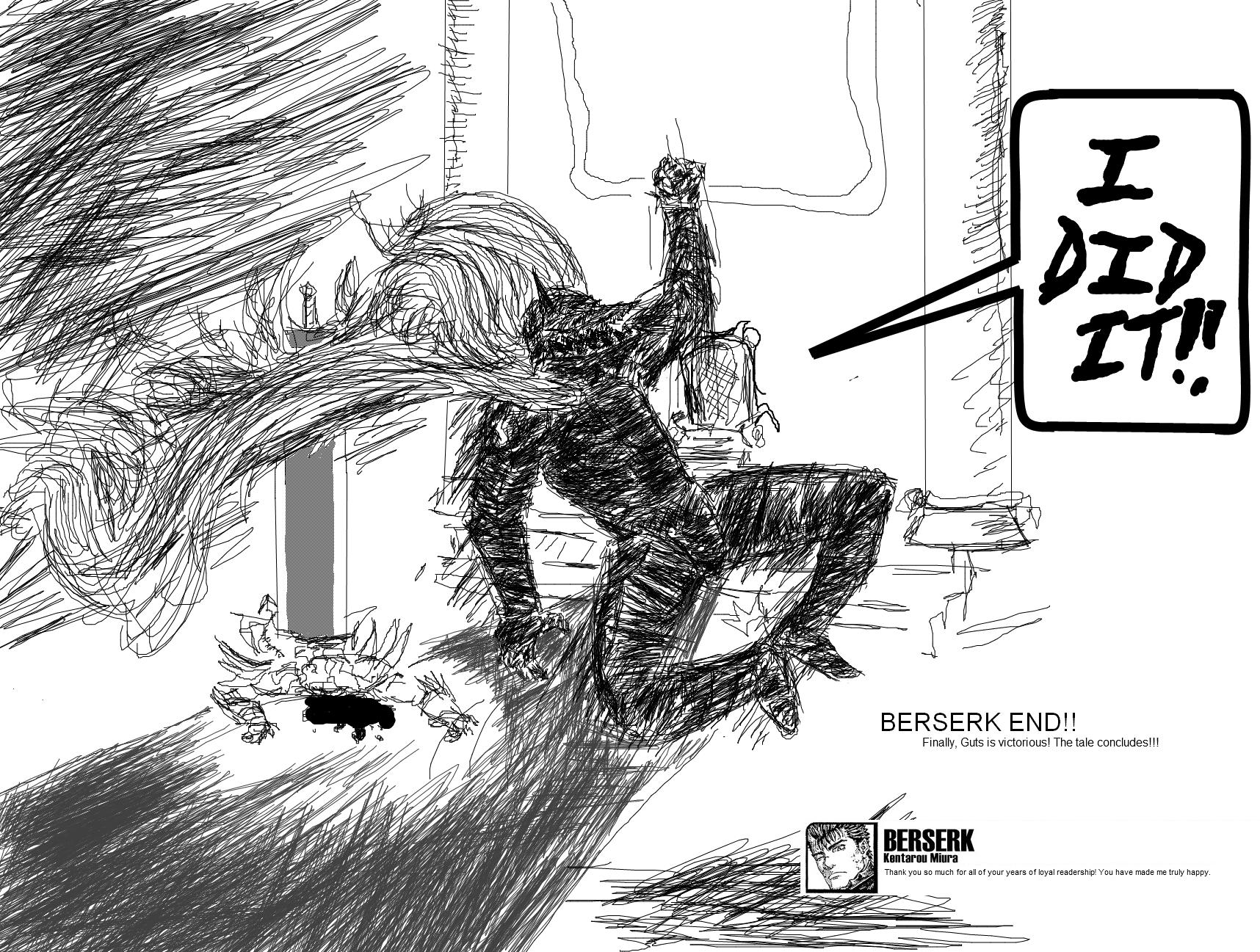 LEGIT LEAK OF BERSERK'S FINAL CHAPTER   Berserk   Know Your Meme