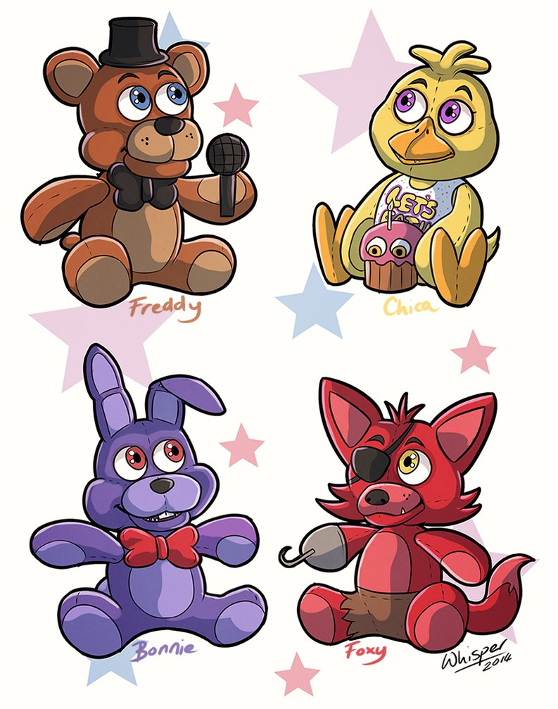 Fnaf Plushie Five Nights At Freddy S Know Your Meme