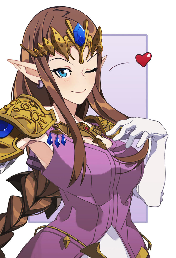 Sexy zelda skyward sword