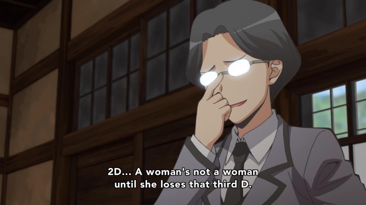 2d Girls Anime Manga Know Your Meme