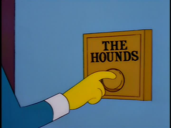 Image result for release the hounds meme