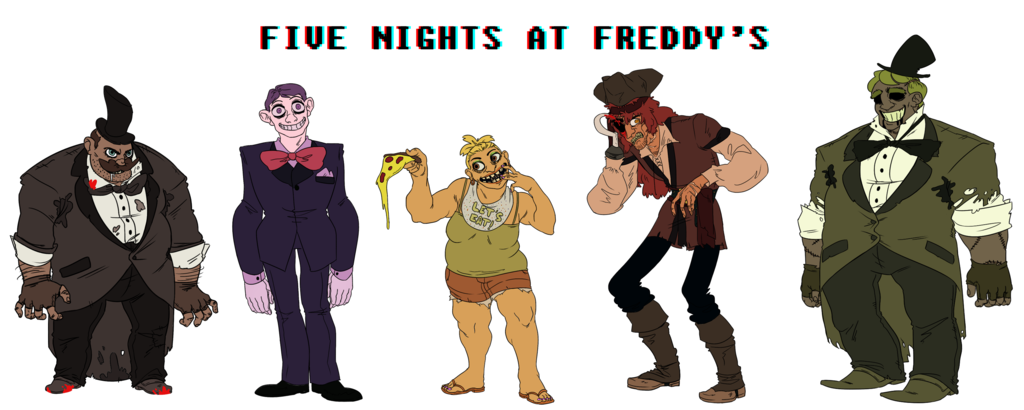 fnaf humanized by mellow monsters five nights at freddy s know