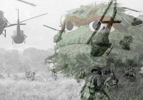 *Vietnam War Flashbacks*   Why Is Oscar A Grouch?   Know ...