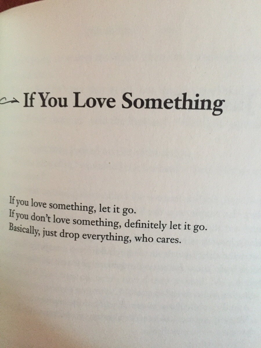 if you love something... | Troll Quotes | Know Your Meme