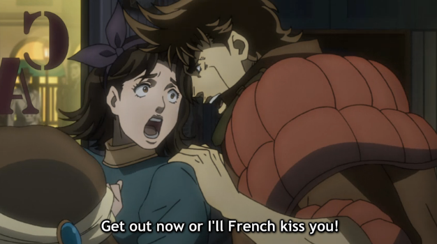 French kiss anime Top 100