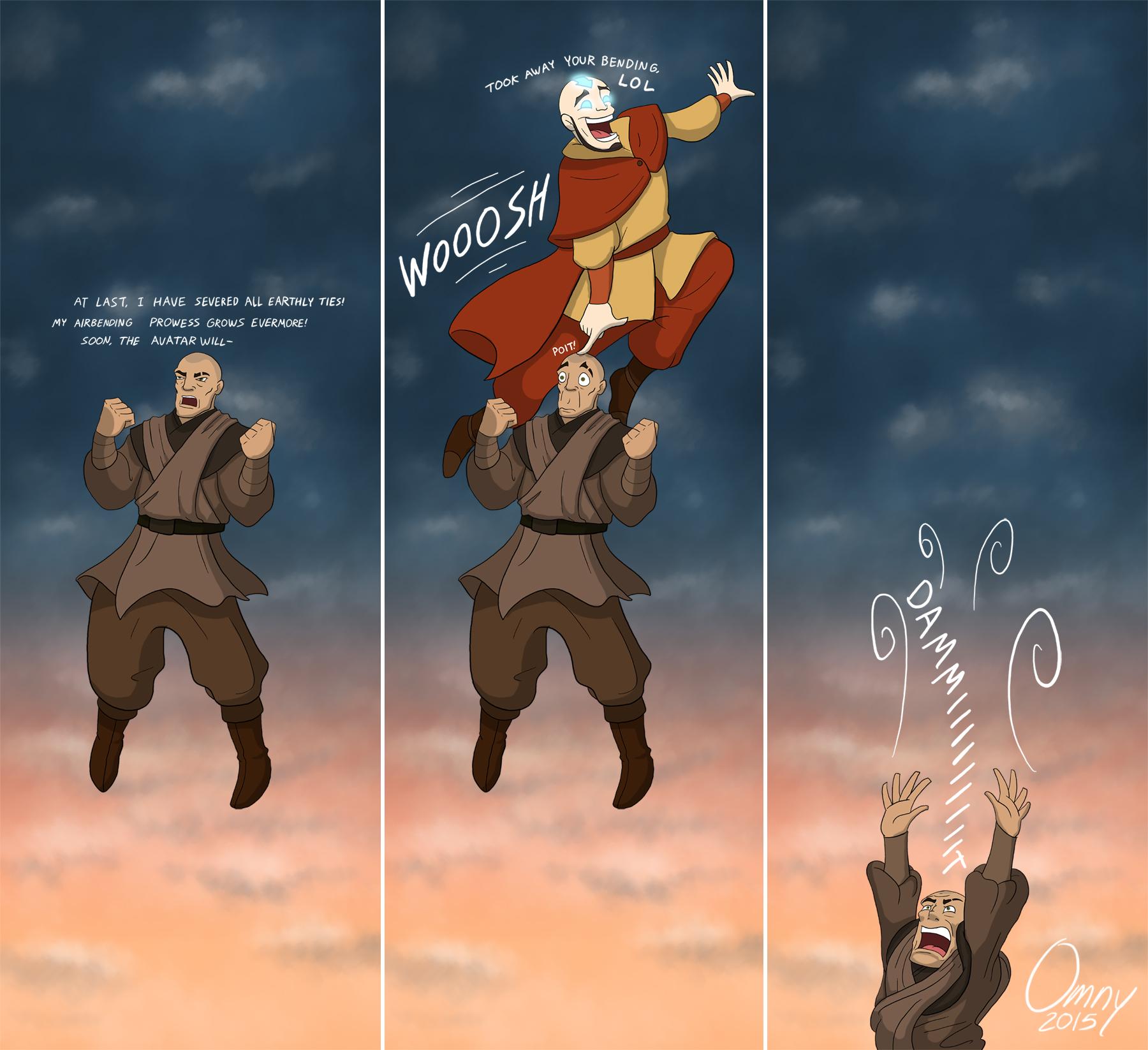 Aang Korra aang vs zaheer | avatar: the last airbender / the legend of